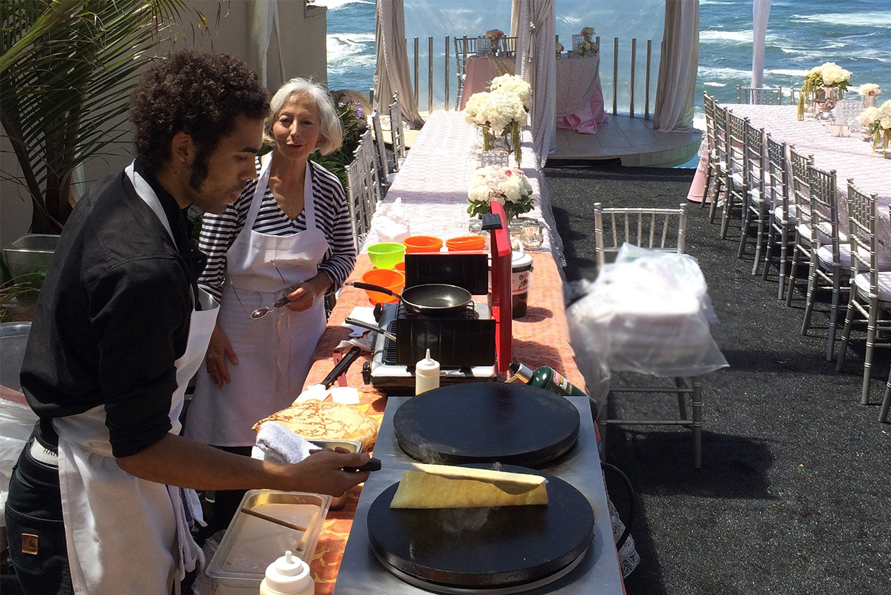 Crepe_Catering_Sea French Crepe Catering
